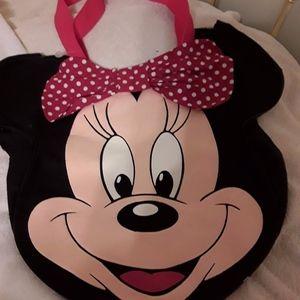 Walt Disney Bags - NEW Vintage Minnie Mouse Tote Bag